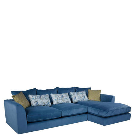 Bossanova Righthand Large Chaise Sofa