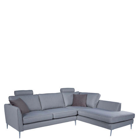 Enzo Corner Chaise Sofa Multicolour