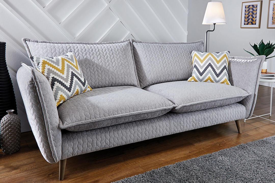 San Remo Four-Seater Sofa