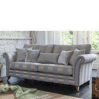 Lowry Two-Seater Sofa Grey