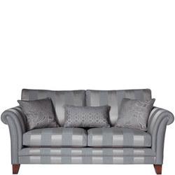Lowry Two-Seater Sofa Grey
