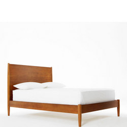 Mid-Century Bed Frame Acorn