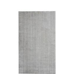 Handloomed Shine Rug 152 x 244cm Silver