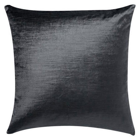 Lustre Velvet Cushion Cover 51sq cm Slate