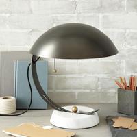 Half Moon Desk Lamp