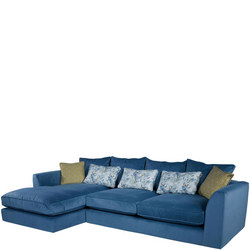Bossanova Large Chaise Sofa Right Hand Facing