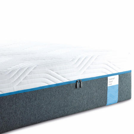 Cloud Luxe Mattress White