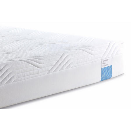 Cloud Supreme Mattress White
