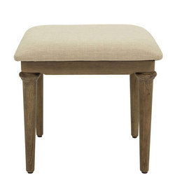 Elle Bedroom Dressing Table Stool
