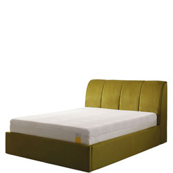Harrington Ottoman Bedstead Sundance Green