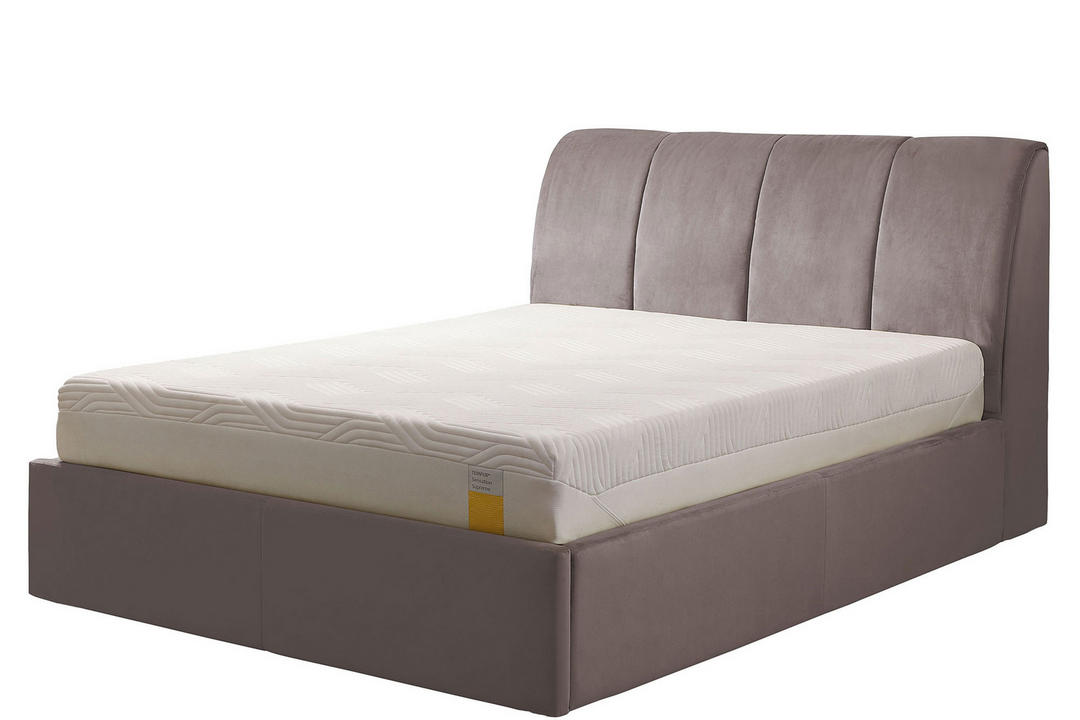 Harrington Ottoman Bedstead Sundance Grey