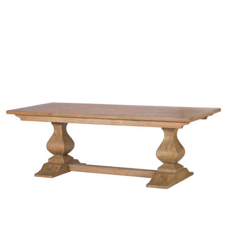 Hardy Collection Atlas 220cm Dining Table
