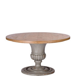 Hardy Collection Athena 137cm Round Dining Table