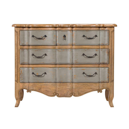 Hardy Collection Leon 5 Drawer Commode