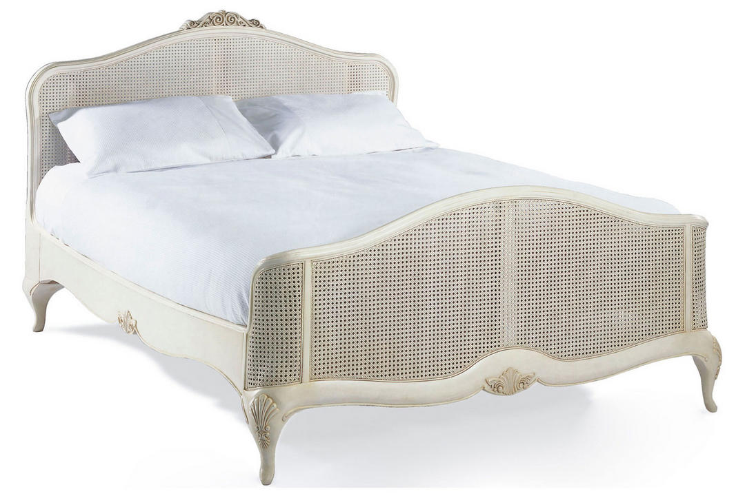 Ivory High End Bedstead