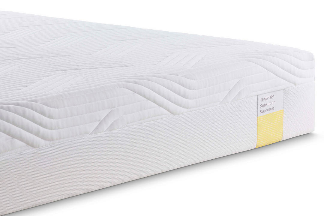 Sensation Supreme Mattress White