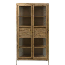 Forte Dining Display Dresser