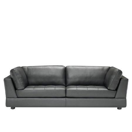 Massimo 2-Seater Sofa Grey