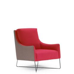 Regina Colour Block Armchair
