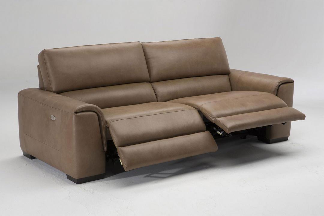 B969 Ozio Leather Sofa 15WM