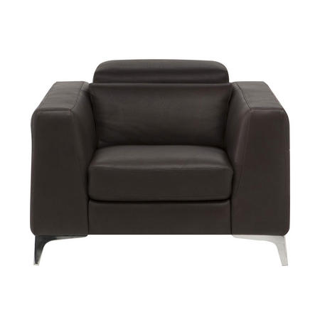 B979 Orgoglio Leather Armchair With Recliner 15WC