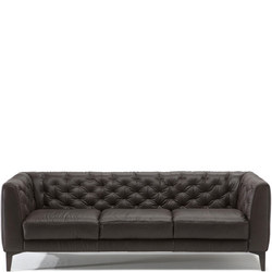 B988 Piacere Large Leather Sofa 20JE