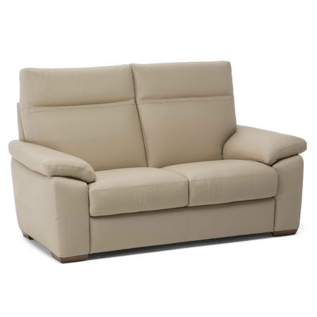 C007 Empatia Leather Sofa 10BL