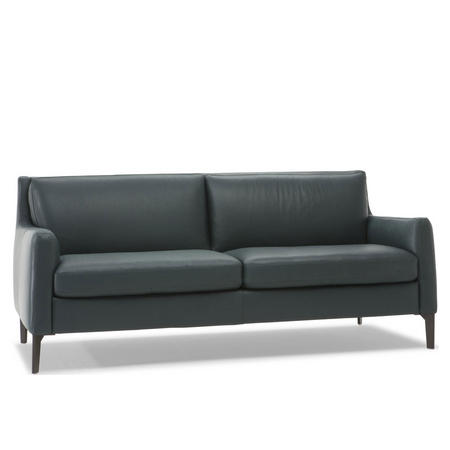 C009 Quiete Leather Sofa 2nd Option 25TE