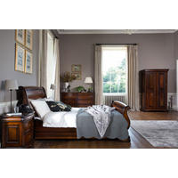Normandie Double High-End Bedstead