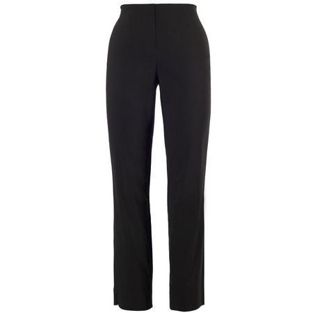 Slim Stretch Trouser Black
