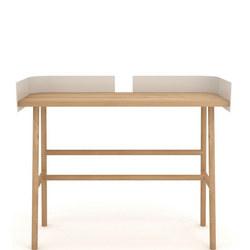 B 26159 100 Desk White