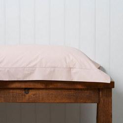 200 Plain Dye Flat Sheet Soft Pink