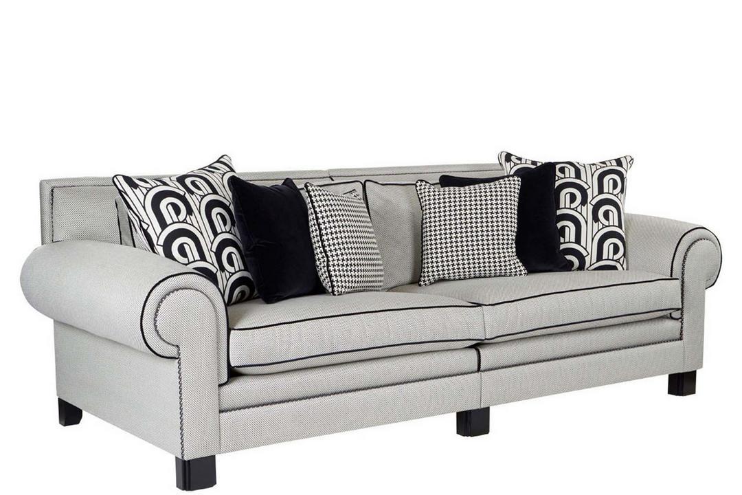 Coco Grand Royale Split Sofa Fabric