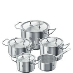 Classic Five-Piece Cookware Set