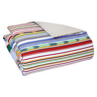 Antonio Single Duvet Cover Multi Colour