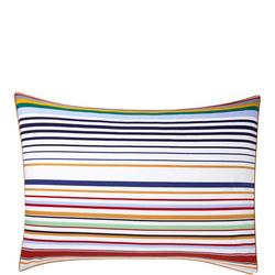 Antonio  Standard Oxford Pillowcase Multi Colour