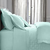 Triomphe Celadon Pillowcase Multicolour