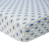Maiolica Fitted Sheet Multicolour