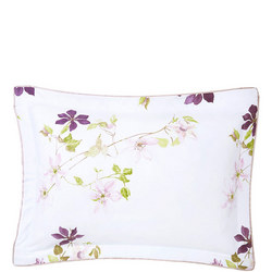 Clematis Multi Oxford Pillow Case