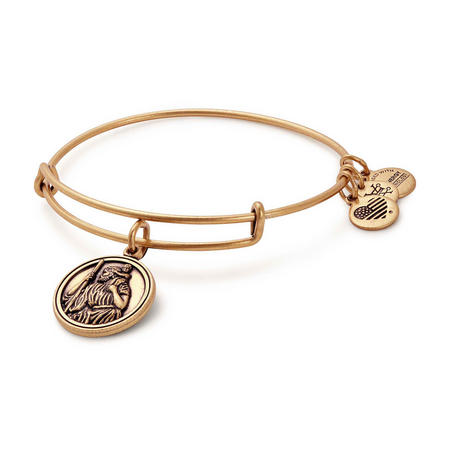 Saint Christopher Charm Bangle