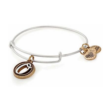 Initial O II Bracelet