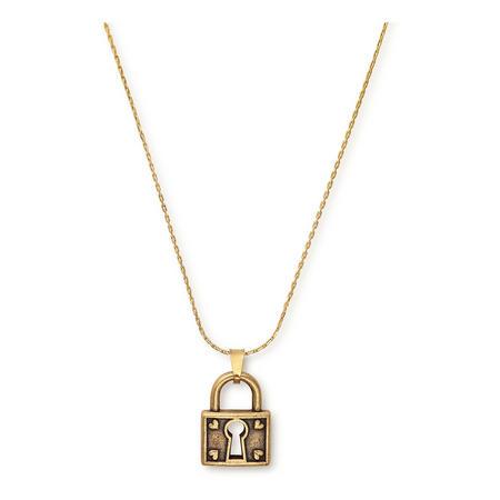 Unbreakable Love Expandable Necklace Gold