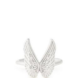 Guardian Angel Adjustable Ring
