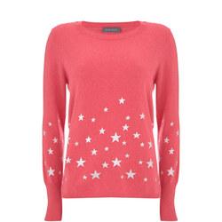 Star Printed Knit