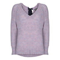 Tie Back Chunky Sweater
