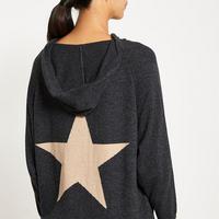 Star Back Hoody