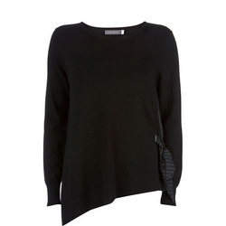 Bow Side Detail Sweater
