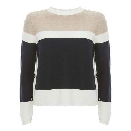 Blocked Sweater