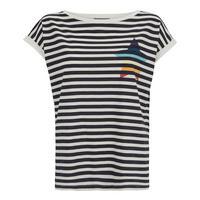 Striped Rainbow Star T-Shirt