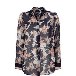 Ava Print Shirt